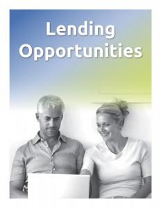 Lending Opportunities